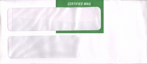 certified mail envelopes pummill promark has the best prices